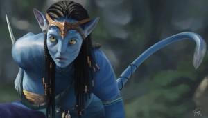Avatar_Neytiri_by_sanguisGelidus