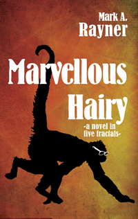 cover image -- marvellous hairy