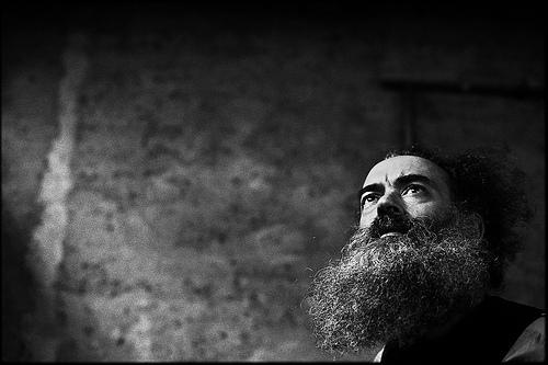 The Slovakian -- master coach of the beard olympics