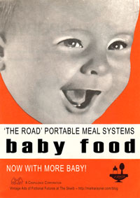 the road portable meal systems