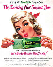 Soylent greent