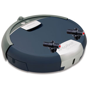 The Laser Equipped Autonomous Robotic Vacuum<