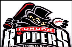 the London Rippers - logo