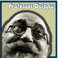 Professor Quippy