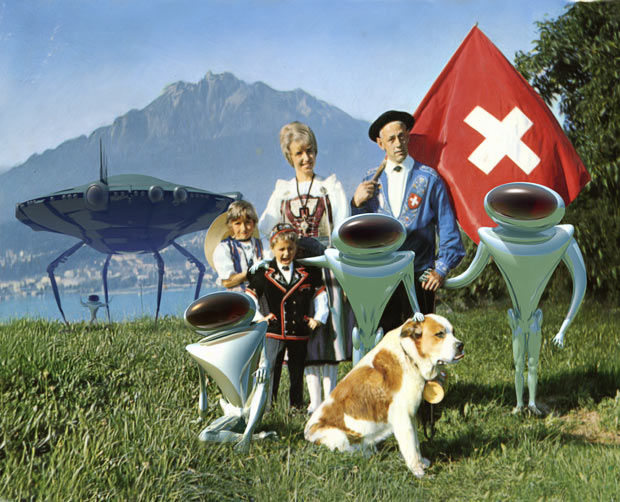 aliens in switzerland