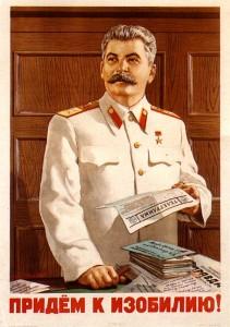 Stalin's mustache
