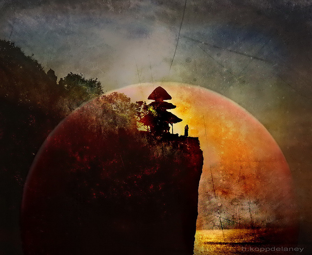 zenball -- image of buddhist themese